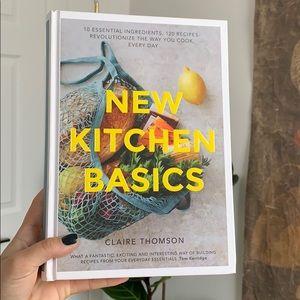 New Kitchen Basics cookbook